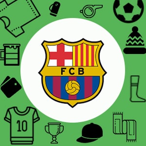 Атрибутика Барселоны
