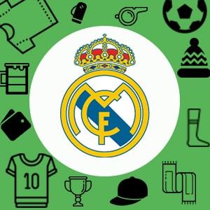 Атрибутика Реал Мадрид