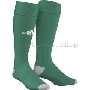 Футбольные гетры Adidas зеленые