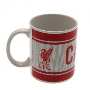 Кружка FC Liverpool