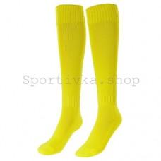 Футбольные гетры Spark желтые