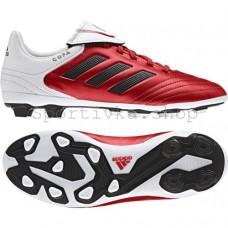 Бутсы Adidas COPA красные