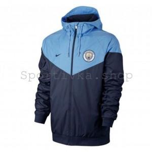 Кофта спортивная Manchester City