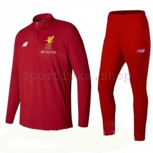 Мужской футбольный костюм Liverpool