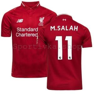 Футбольна форма Ливерпуль Салах