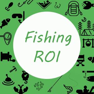 Котушки Fishing ROI