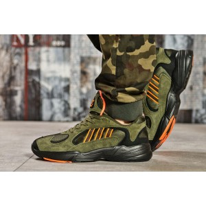 Кроссовки Adidas Yung-1 Green