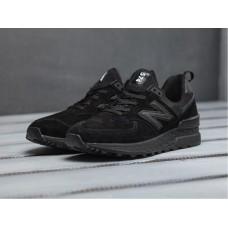 Чоловічі кросівки New Balance 574 Black