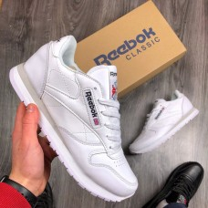 Кроссовки Reebok Classic (белые)