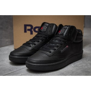 Кроссовки Reebok Club C 85 Face Black