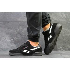 Кросівки чоловічі замшеві Reebok (Рібок)