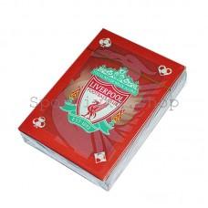 Игральные карты FC Liverpool