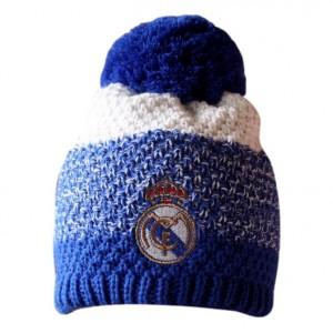 В'язана шапка Real Madrid для дітей