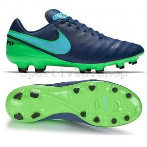 Футбольные бутсы Nike Tiempo