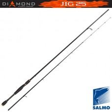 Удилище спиннинговое Salmo Diamond Jig 25 2.10