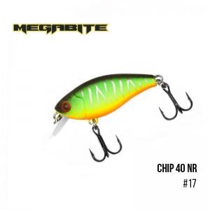 Воблер Megabite Chip 40 F MR 17