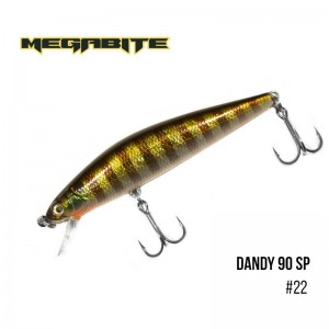 Воблер Megabite Dandy 90 SP 22