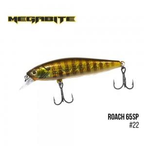 Воблер Megabite Roach 65 SP 22