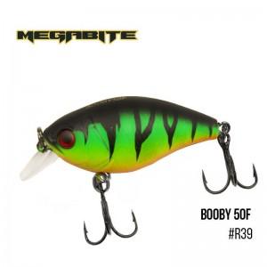 Воблер Megabite Booby 50 F R39