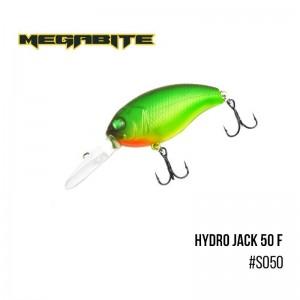 Воблер Megabite Hydro Jack 50 F S050