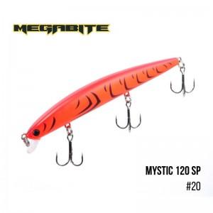 Воблер Megabite Mystic 120 SP 20