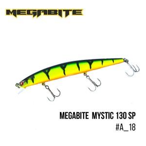 Воблер Megabite Mystic 130 SP A_18