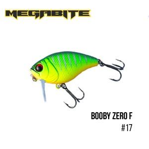 Воблер Megabite Booby Zero F 17