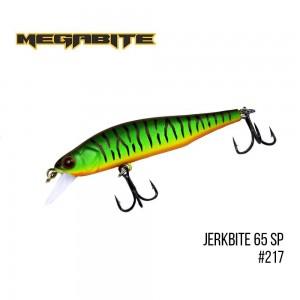 Воблер Megabite Jerkbite 65 SP 217