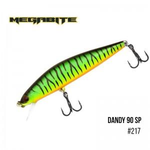 Воблер Megabite Dandy 90 SP 217