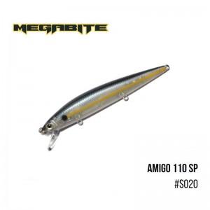 Воблер Megabite Amigo 110 SP S020