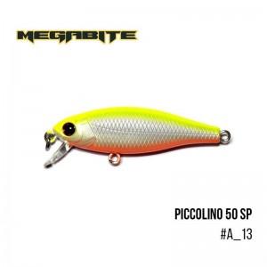 Воблер Megabite Piccolino 50 SP A_13