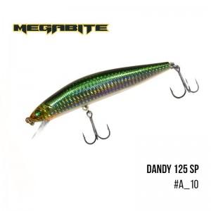 Воблер Megabite Dandy 125 SP A_10