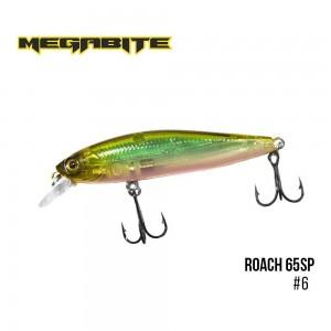 Воблер Megabite Roach 65 SP 6