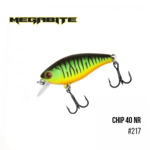Воблер Megabite Chip 40 F MR 217