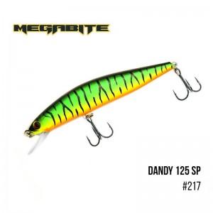 Воблер Megabite Dandy 125 SP 217