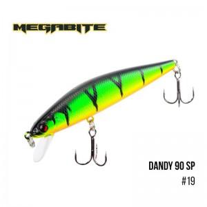 Воблер Megabite Dandy 90 SP 19