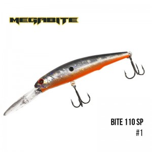 Воблер Megabite Bite 110 SP 1
