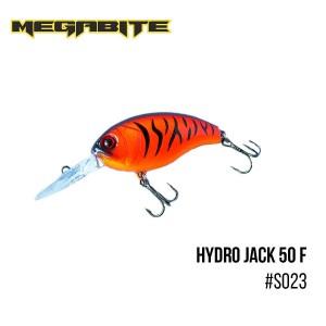 Воблер Megabite Hydro Jack 50 F S023