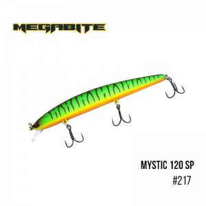 Воблер Megabite Mystic 120 SP 217
