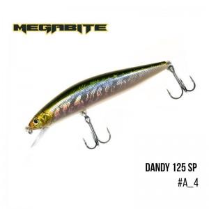 Воблер Megabite Dandy 125 SP A_4